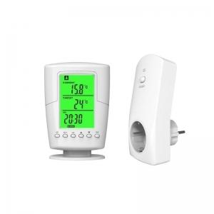 Терморегулятор в розетку (беспроводной термостат) TS-2000_0