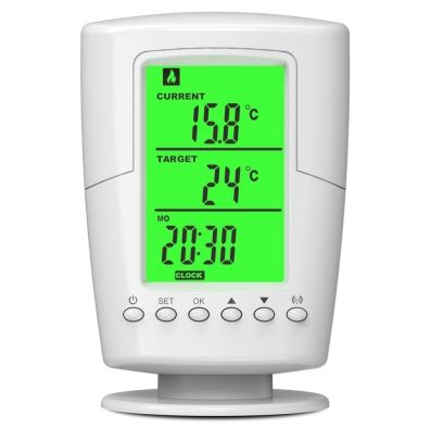 Терморегулятор в розетку (беспроводной термостат) TS-2000_1