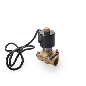Клапан электромагнитный латунный нормально-открытый ARM DR03 IP68 (AC220V, DC24V, DC12V)_1