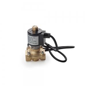 Клапан электромагнитный латунный нормально-открытый ARM DR03 IP68 (AC220V, DC24V, DC12V)_7