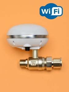 Умный шаровый кран с WI-Fi управлением ArmaСontrol WF-01_0