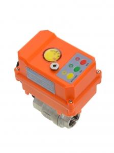 Умный шаровый кран с WI-Fi управлением ArmaСontrol WF-02_2