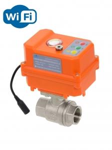 Умный шаровый кран с WI-Fi управлением ArmaСontrol WF-02_0