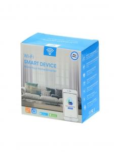 Умный Wi-Fi детектор-датчик дыма и превышения температуры  ArmaControl WS-02_6
