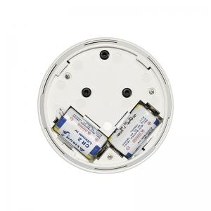 Умный Wi-Fi детектор-датчик дыма и превышения температуры  ArmaControl WS-02_5