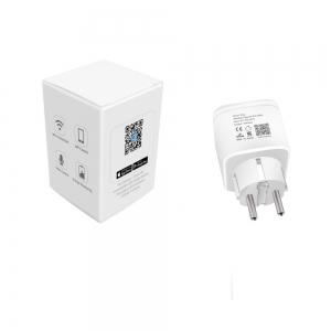 Умная Wi-Fi розетка ArmaControl WP-03, с монитором питания_3