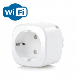 Умная Wi-Fi розетка ArmaControl WP-03, с монитором питания_0