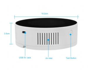 Умный Wi-Fi датчик утечки газа ArmaControl WG-05_1