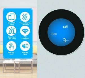 Умный Wi-Fi датчик утечки газа ArmaControl WG-05_4