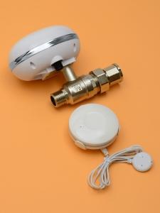 Беспроводная Wi-Fi система защиты от протечки воды ArmaControl -5 (с одним WiFi шаровым краном)_2