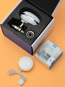Беспроводная Wi-Fi система защиты от протечки воды ArmaControl -5 (с одним WiFi шаровым краном)_1