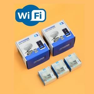 Беспроводная Wi-Fi система защиты от протечки воды ArmaControl -5 (с двумя WiFi шаровыми кранами)_1