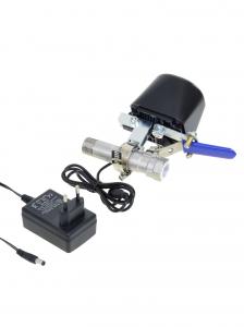 Беспроводная Wi-Fi система защиты от протечки воды ArmaControl -4 (с универсальным WIFi приводом и 1 шт. WiFi датчик протечки)_8