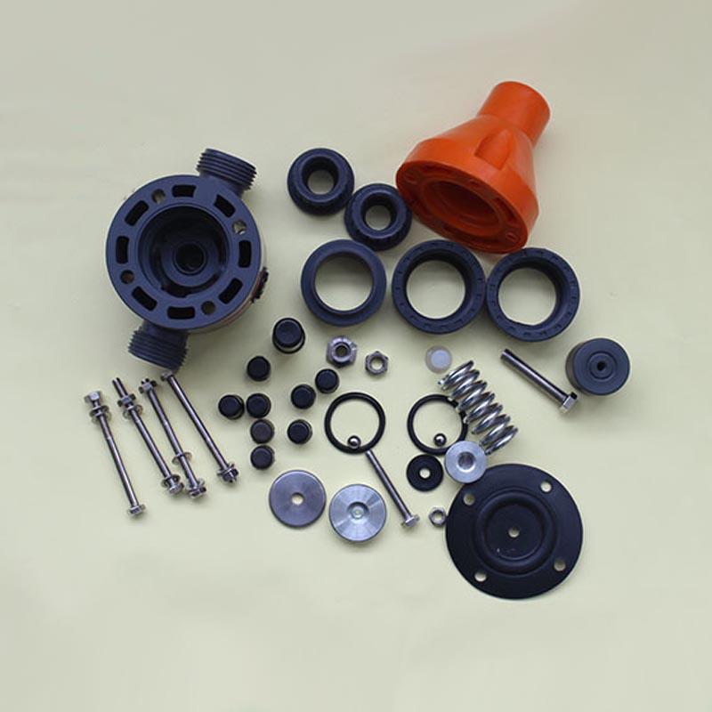 Редуктор давления после себя из UPVC (ПВХ) пластика ArcClassic PV-1 , PN16