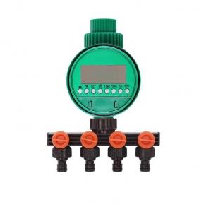 Автоматический таймер для полива с разветвителем GA-Combo_0