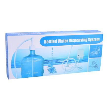Электрическая помпа-насос для бутилированной воды 19л JAV-BV2020, двойная, 220в_4