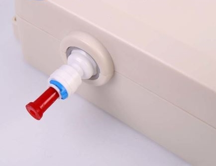 Электрическая помпа-насос для бутилированной воды 19л JAV-BV2020, двойная, 220в