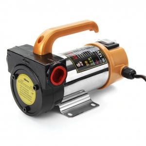Насос перекачки масла/дизельного топлива 50 л/мин SAMP3 260W с ручкой_0