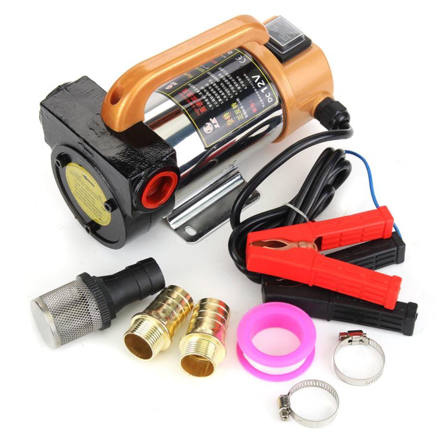 Насос перекачки масла/дизельного топлива 50 л/мин SAMP3 260W с ручкой