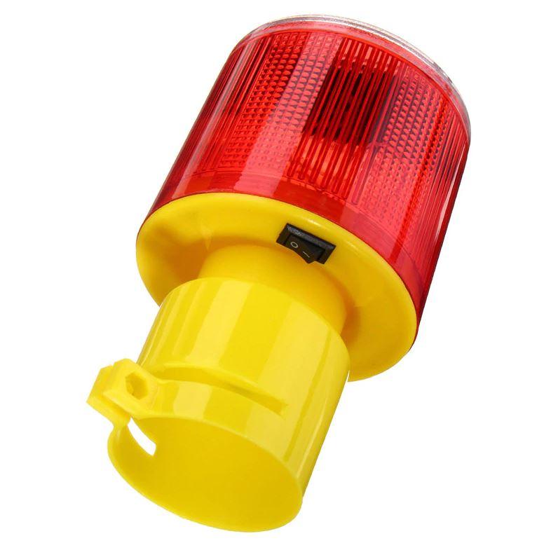 Аварийный свет на солнечной батарее, заградительный огонь Warning Light JS02