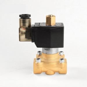 Клапан электромагнитный латунный нормально-открытый PN10 ArmaControl 2W200 (AC220V, DC12V, DC24V)_3