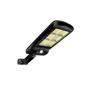 Светодиодный уличный светильник YG-1422 с датчиком движения на солнечной батарее , 6 светодиодных секций 120 led_0