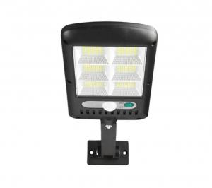 Светодиодный уличный светильник YG-1422 с датчиком движения на солнечной батарее , 6 светодиодных секций 120 led_1
