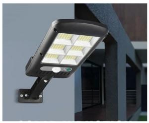 Светодиодный уличный светильник YG-1422 с датчиком движения на солнечной батарее , 6 светодиодных секций 120 led_2
