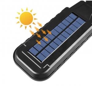 Светодиодный уличный светильник NewClassic YG-1400 с датчиком движения на солнечной батарее , 40 светодиодов_1